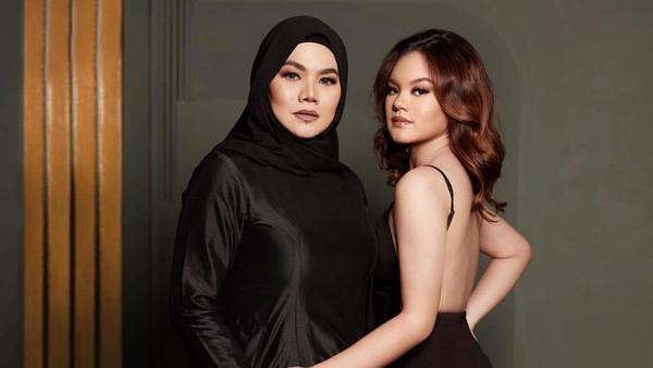 Shafa Harris dan Sarita Abdul Mukti [foto: instagram]