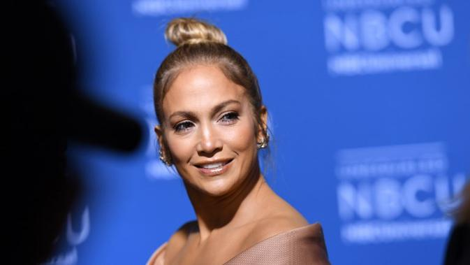 Jennifer Lopez (ANGELA WEISS / AFP)