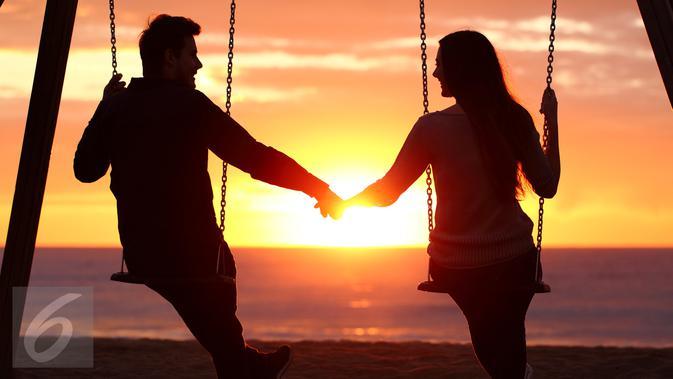 Ilustrasi Foto Pasangan Harmonis (iStockphoto)