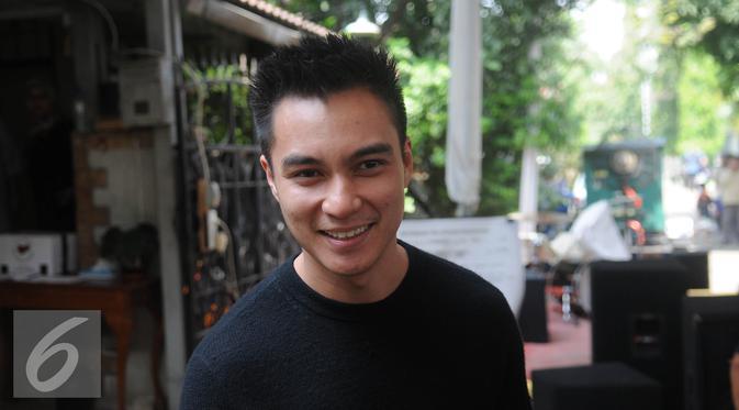 Baim Wong (Liputan6.com/Herman Zakharia)