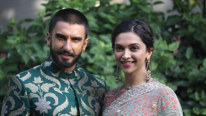 Deepika Padukone dan Ranveer Singh (IBTimes)