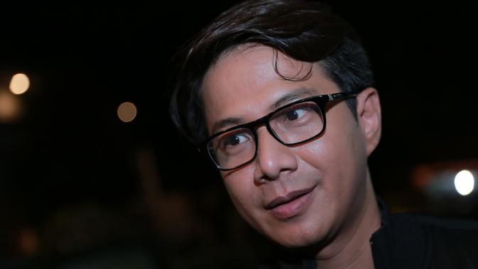 Delon  (Adrian Putra/bintang.com)