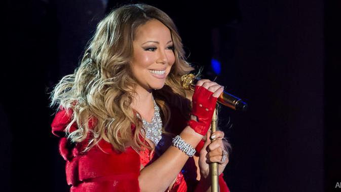 Mariah Carey (Charles Sykes/Invision/AP)