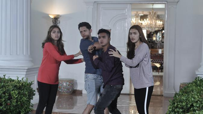 Sinetron Jo & Jay produksi Amanah Surga Production. (SCTV)