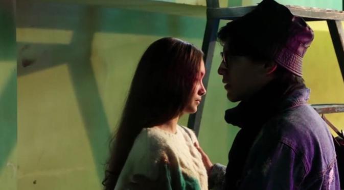 Kisah Cinta Jefri Nichol Dan Caitlin Halderman Berlanjut Di