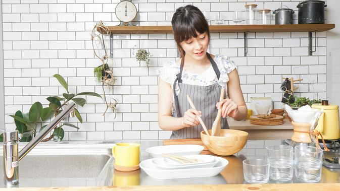 Ilustrasi memasak (iStockphoto)