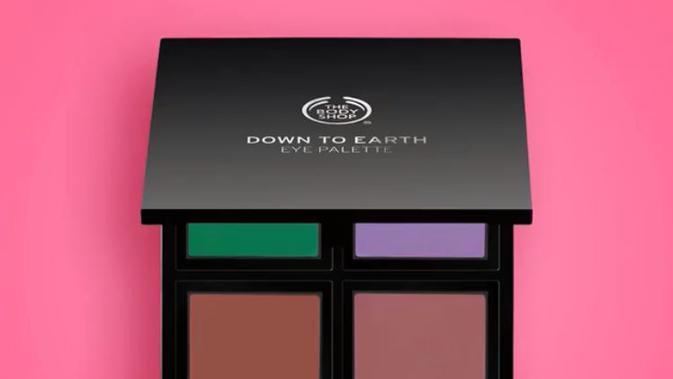 Tahun ini, The Body Shop menambah shade eyeshadow refill dengan enam pilihan warna yang lebih bold dan pigmented. (The Body Shop)