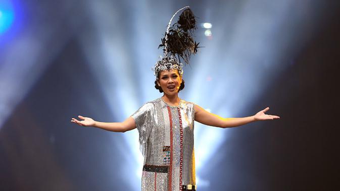 Andien (Deki Prayoga/bintang.com)