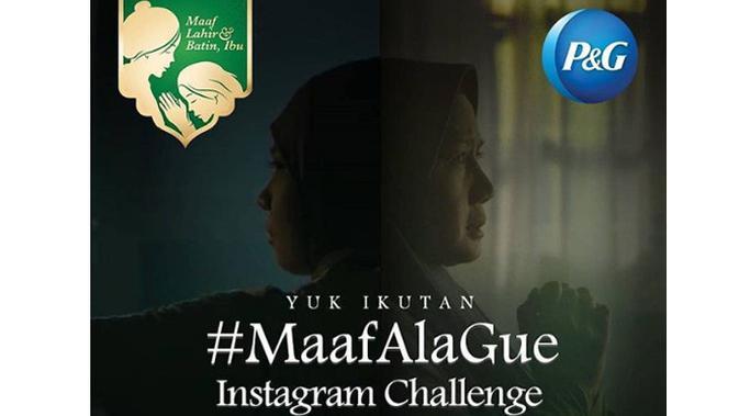 #MaafAlaGue Instagram Challenge