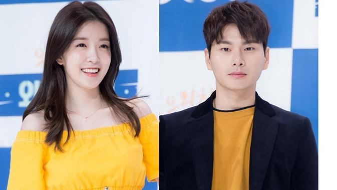 Lee Yi Kyung & Jung In Sun (Soompi)