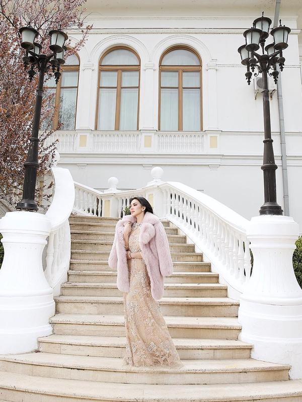 (Instagram/princessyahrini)