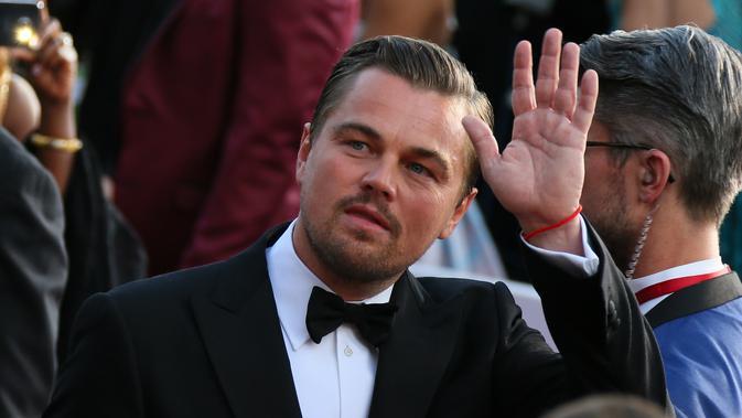 Leonardo DiCaprio. (JEAN BAPTISTE LACROIX / AFP)