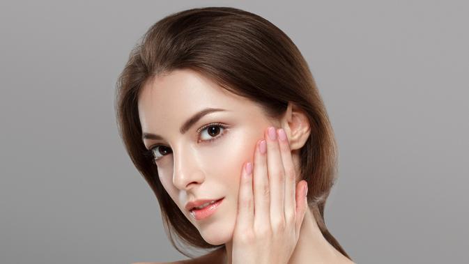 Ilustrasi kulit sehat (iStockphoto)