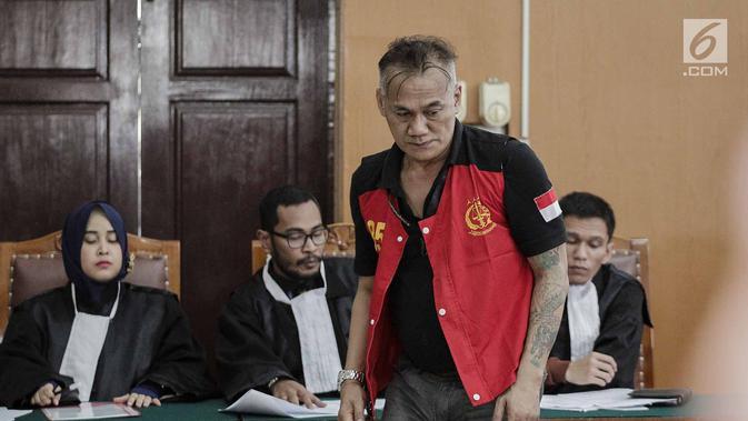 Aktor senior Tio Pakusadewo (Liputan6.com/Faizal Fanani)