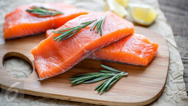 Ikan Salmon Panggang Menu Sehat Dan Praktis Di Hari Natal Berita