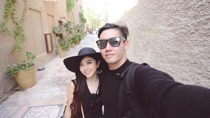 Franda dan Samuel Zylgwyn (Instagram/frandaaa87)