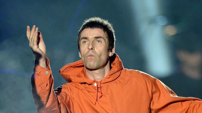 Liam Gallagher (AFP / DAVE HOGAN FOR ONE LOVE MANCHESTER / ONE LOVE MANCHESTER)
