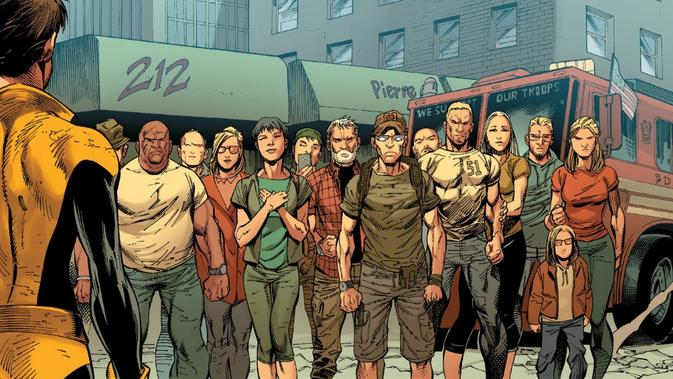 Gambar komik buatan Ardian Syaf untuk X-Men Gold [foto: Bleeding Cool]