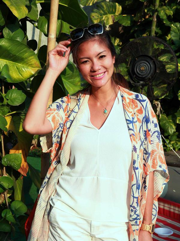 Aline Adita (Deki Prayoga/bintang.com)